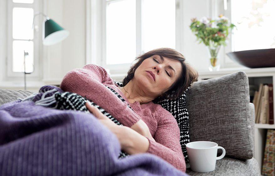 Mệt mỏi là triệu chứng thiếu máu mạn thường gặp